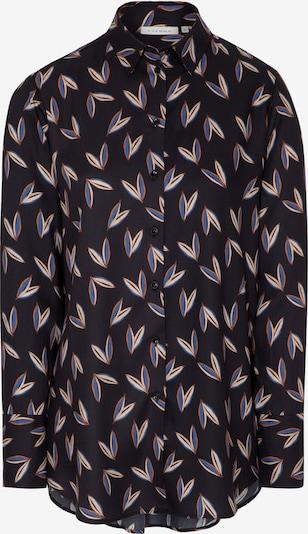 ETERNA Bluse in creme / blau / rot / schwarz, Produktansicht