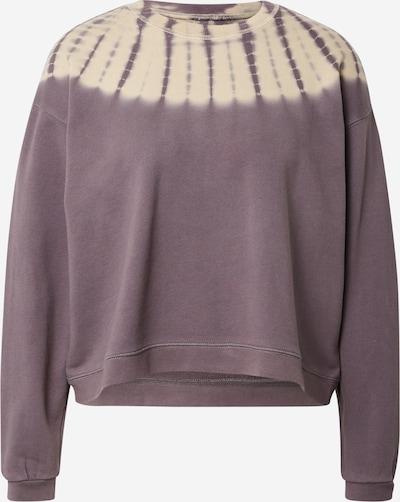 Madewell Sweatshirt in beige / lila, Produktansicht