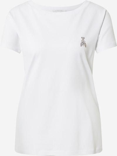 PATRIZIA PEPE T-shirt 'MAGLIA' en blanc, Vue avec produit