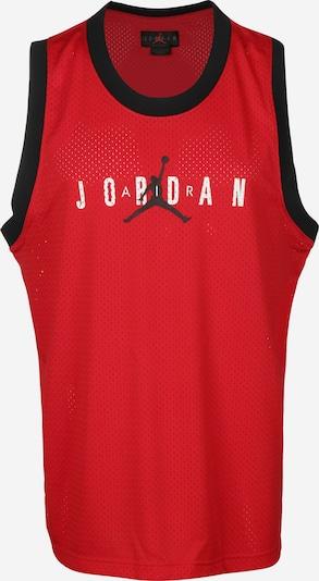 Jordan Tanktop 'Jumpman Sport DNA' in rot / schwarz / weiß, Produktansicht