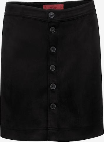 STREET ONE Skirt in Black