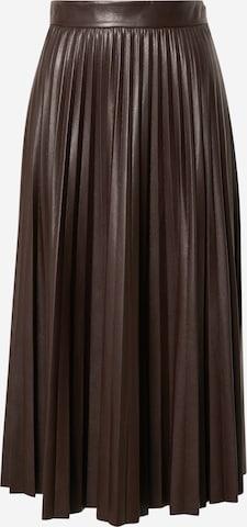 BOSS Skirt 'Vaplita' in Brown