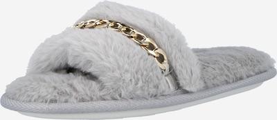 NEW LOOK Papuče 'NAINY' u zlatna / siva, Pregled proizvoda