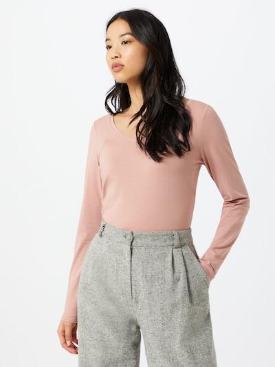 ESPRIT Shirt in rosé: Frontalansicht