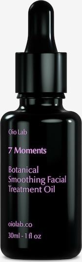 Oiolab Gesichtspflege '7 MOMENTS' in schwarz, Produktansicht
