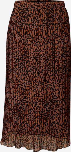 ZABAIONE Jupe 'Janina' en camel / marron, Vue avec produit