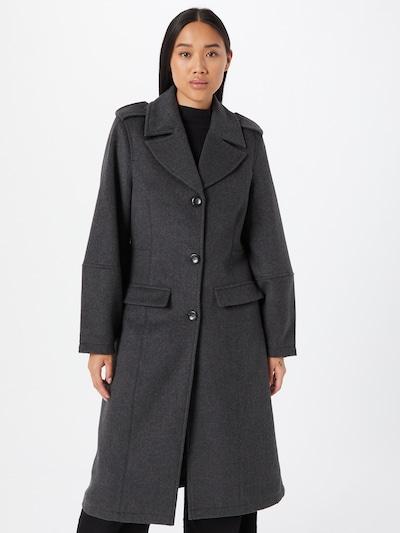 Soft Rebels Ανοιξιάτικο και φθινοπωρινό παλτό 'Kya' σε γκρι, Άποψη μοντέλου