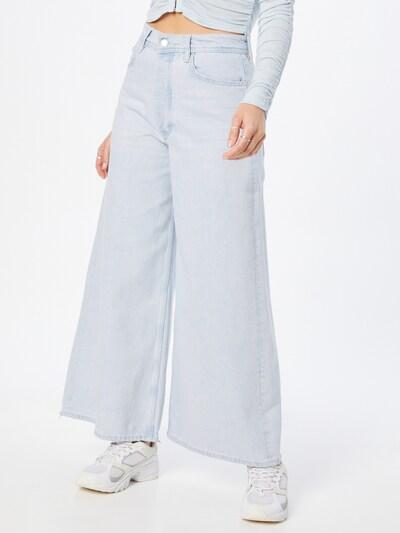 Free People Jeans 'LANDRY' in hellblau, Modelansicht