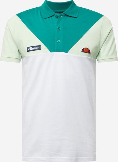 ELLESSE T-Shirt 'Marsay' en jade / vert pastel / blanc, Vue avec produit
