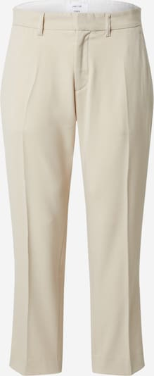 DAN FOX APPAREL Pantalon à plis 'Tiago' en beige, Vue avec produit