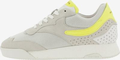 Rehab Sneaker ' AVERY FLUO ' in gelb / grau, Produktansicht