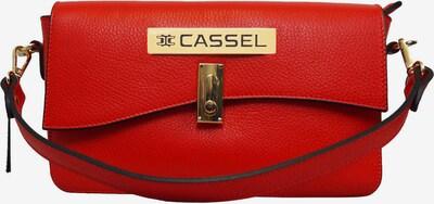 Clay Cassel Schultertasche 'SIGNORINA CLASSIC' in rot, Produktansicht