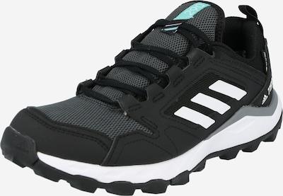 ADIDAS PERFORMANCE Sportschuh 'Agravic' in schwarz / weiß, Produktansicht