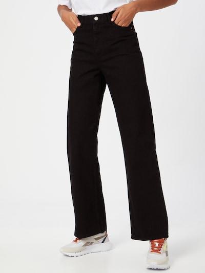 Dr. Denim Jeans 'Echo' in de kleur Zwart, Modelweergave