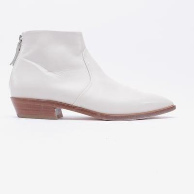 Attilio Giusti Leombruni Dress Boots in 38,5 in Ivory, Item view