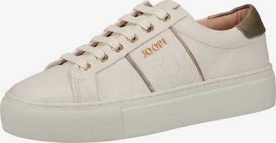 JOOP! Sneaker in gold / weiß, Produktansicht