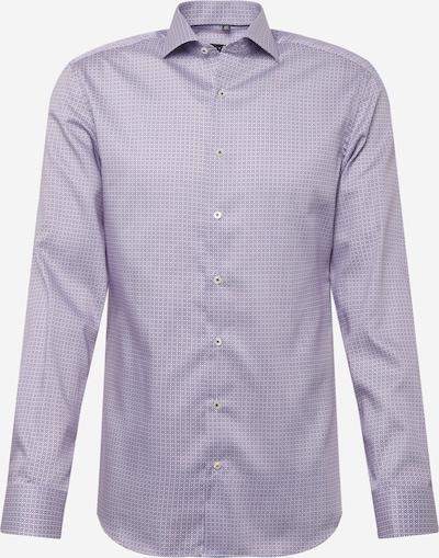 ETERNA Shirt in Dark blue / Light pink / White, Item view