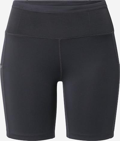 NIKE Sporta bikses, krāsa - melns / balts, Preces skats