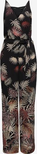 Esprit Collection Jumpsuit in creme / rot / schwarz, Produktansicht