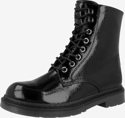 Dockers by Gerli Veterlaarsjes in de kleur Zwart, Productweergave