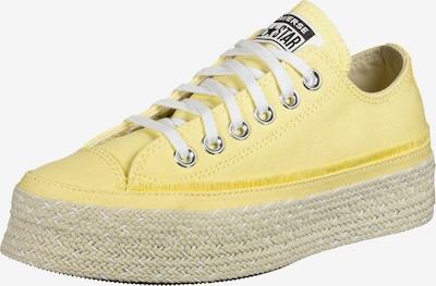 CONVERSE Sneaker 'Chuck Taylor All Star' in gelb / weiß, Produktansicht