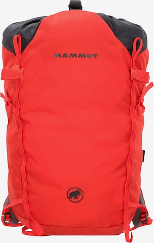 MAMMUT Sports Backpack 'Trion' in Red