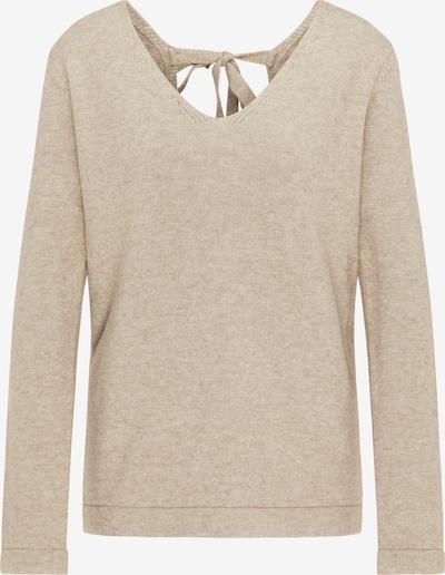 IZIA Pullover in beige, Produktansicht