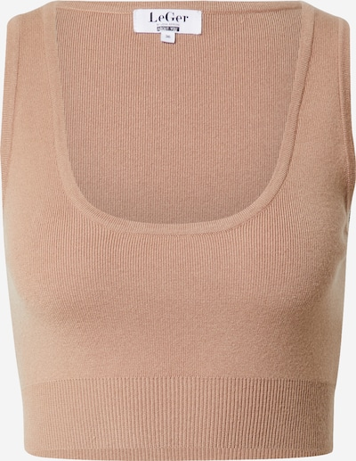 LeGer by Lena Gercke Knitted top 'Leticia' in Beige, Item view