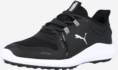 PUMA Sportschuh 'IGNITE FASTEN8' in schwarz / weiß, Produktansicht