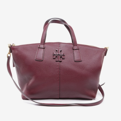 Tory Burch Bag in One size in Bordeaux, Item view