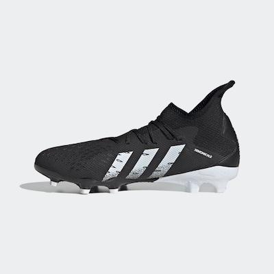 Scarpa da calcio 'Predator Freak.3' ADIDAS PERFORMANCE di colore nero / bianco, Visualizzazione prodotti