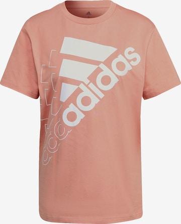 ADIDAS PERFORMANCETehnička sportska majica - roza boja