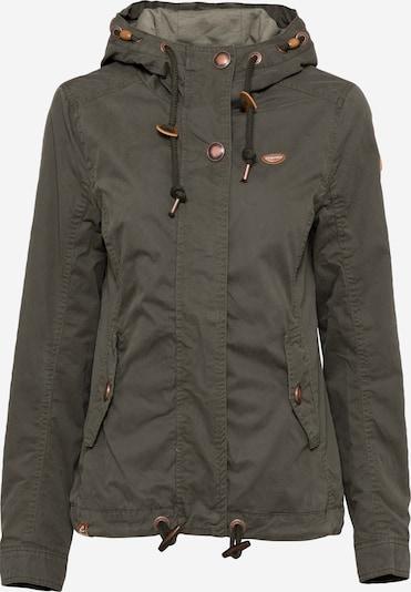 Ragwear Prijelazna jakna 'Rizze' u maslinasta, Pregled proizvoda