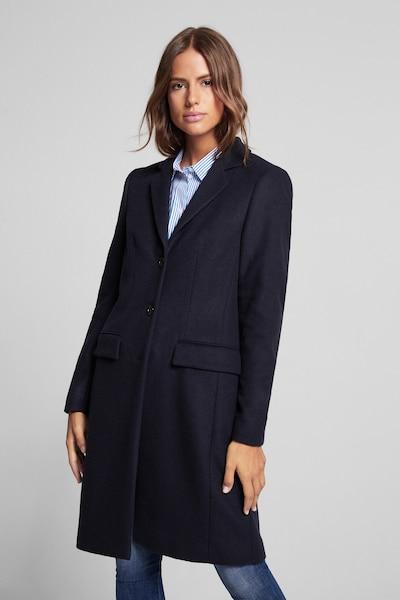 JOOP! Mantel 'Carly' in dunkelblau, Modelansicht