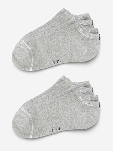 Marc O'Polo Bodywear Ankle Socks in Grey