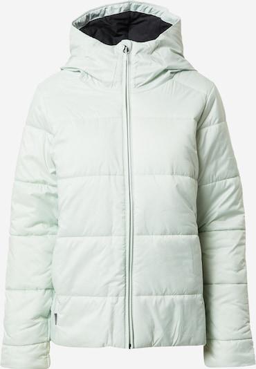Icebreaker Outdoorjas in de kleur Mintgroen / Zwart, Productweergave