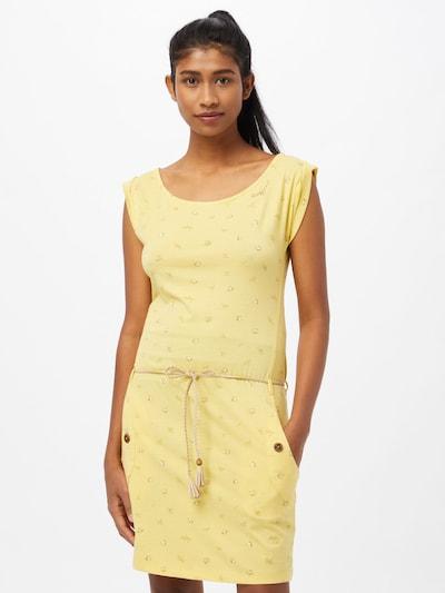 Ragwear Letné šaty - žltá, Model/-ka