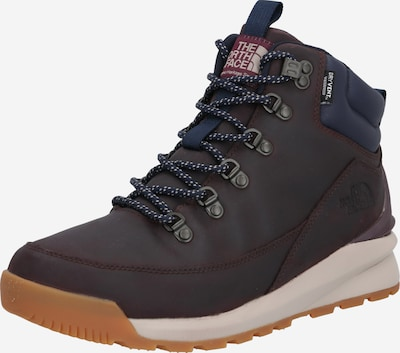 THE NORTH FACE Boots 'BACK-TO-BERKELEY' en bleu foncé / marron, Vue avec produit