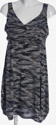JOACHIM BOSSE Minikleid in XXL in hellgrau / schwarz, Produktansicht