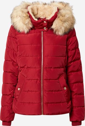 Žieminė striukė 'Camilla' iš ONLY , spalva - smėlio / raudona, Prekių apžvalga