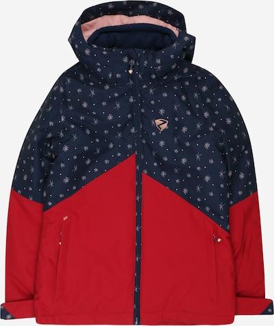 ZIENER Sportjas 'ALANI' in de kleur Navy / Rood / Wit, Productweergave