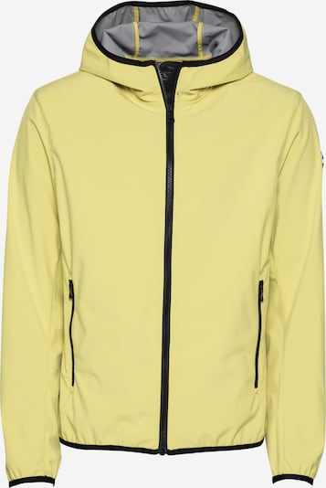 Colmar Tussenjas in de kleur Geel / Zwart, Productweergave
