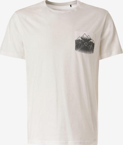 Lakeville Mountain T-Shirt 'Debo' in weiß, Produktansicht