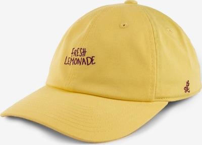 Lobster & Lemonade Cap 'Lemon' in gelb, Produktansicht