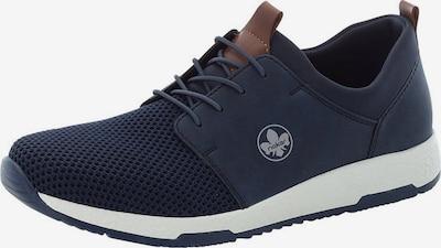 Sneaker low RIEKER pe bleumarin / maro, Vizualizare produs