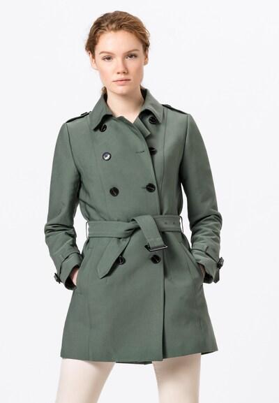 HALLHUBER Trenchcoat in grün, Modelansicht