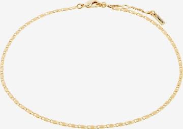 Gioiello per i piedi 'Parisa' di Pilgrim in oro