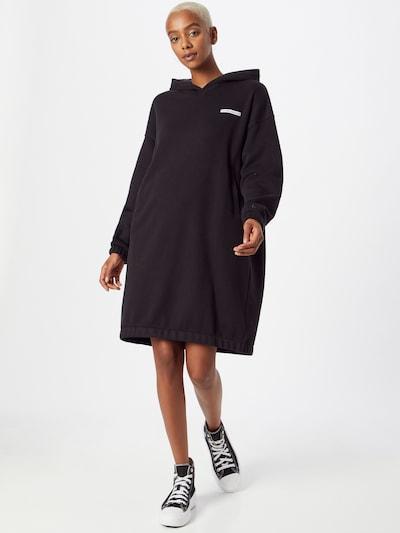 Calvin Klein Jeans Šaty - čierna / biela, Model/-ka