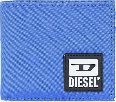 DIESEL Geldbörse in blau / schwarz / weiß, Produktansicht