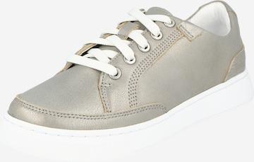 TIMBERLAND Sneakers 'Atlanta' in Silver